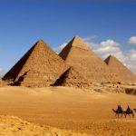 Porno amateur en las pirámides de Giza